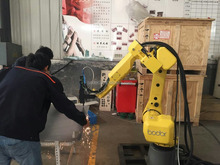 500w/100w Fanuc robot CNC metal laser cutting machine