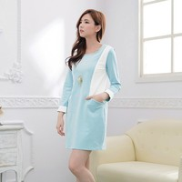 China Guangdong factory cotton breathable pijama