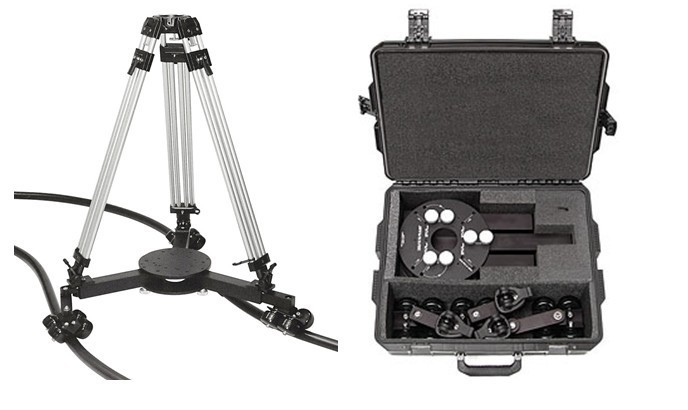 Sale 15% camera slider dolly and steel track flex track for video camera and camera jib