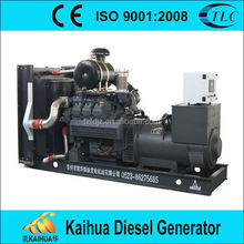 300kw deutz open types of electric power generator with ce approved