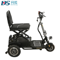 Chinese 3 wheel electric mobility disability scooter