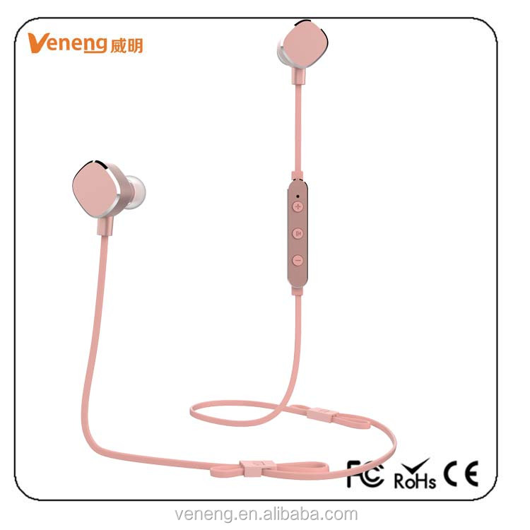 Branded bluetooth wireless in ear earphone for iphone 7