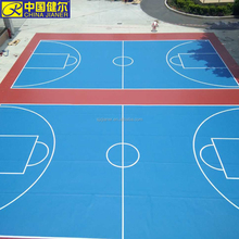Long life time and portable used wood basketball floors for sale