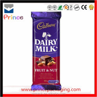 good quality ,nutritional / health packaging /PET/AL/PE three layer food grade material/ cereal bar packaging