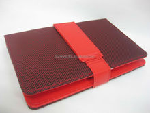 Hotsale New cheap 7 inch tablet pc case with keyboard and touchpad