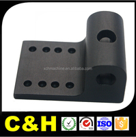 cnc metal processing parts fabrication service, custom-made parts for machinery fabrication
