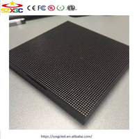 Alibaba express ru Indoor rental p2 led display module dot matrix p2