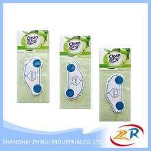 Professional Desiccant Filter Paper Car Air Freshener