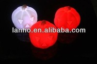 7 Changeable Colors Halloween Pumpkin LED Light