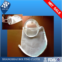 food grade Water treatment liquid filter bag for chemical factory