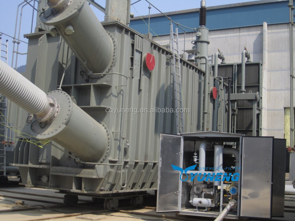 Double Stage Vacuum Machine First Stage Vacuum Pump (200-300m3/h) and Second Stage Roots Booster Vacuum Pump 1200m3/H