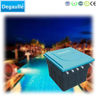 Degaulle Hot Sale High Performance Underground Pool Filtration Machine Inflatable Hot Tub Swimming Pool Filter With Ozone