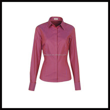 New Stylish Popular Women Luxury Casual Formal Slim Fit Long Sleeve Dress Shirts