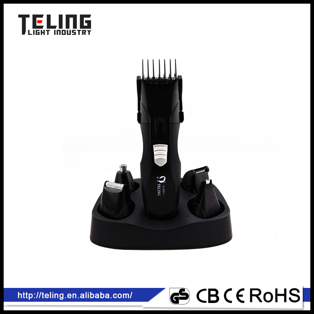5 in 1 Rechargeable portable hair trimmer as seen on tv TL-E001