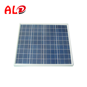Classic 50W polycrystalline solar photovoltaic panel module wholesale