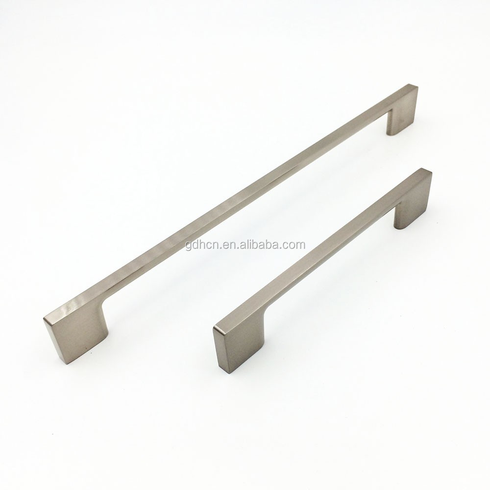 Furniture hardware glass Kitchen Cabinet Handle door pulls
