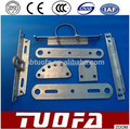overhead transmission line fitting/angle steel crossarm /China market selling