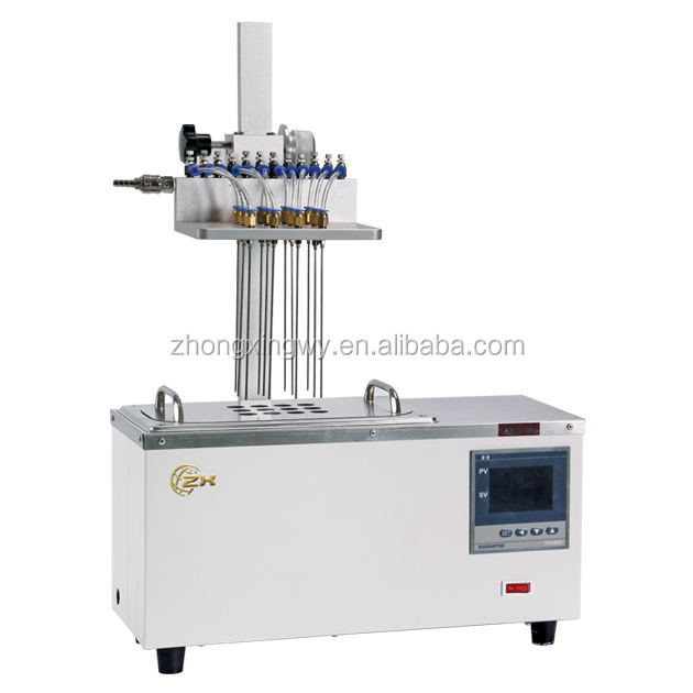 Water bath nitrogen blow instrument/Nitrogen Evaporators ISO certificated nitrogen evaporator price