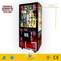hot sale catch toy crane machine/candy claw machine/claw crane cheap price