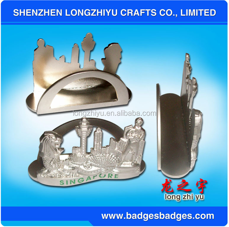 Business unique gift name card holder cup holder for card table