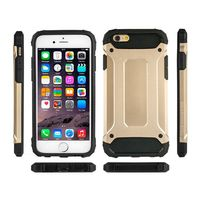 China Supplier Slim Armor Phone Case for iphone 6 6s & Other Mobile Phone with fashion packaging