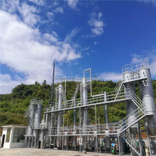 New designed lube oil blending plant got from refined base oil