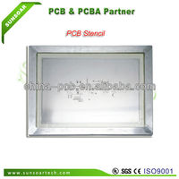 SMT Metal Stencil for PCB, Steel Stencil Paste