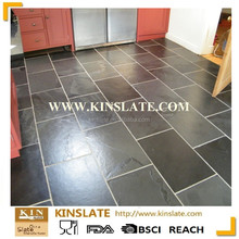Factory Direct Price Black Natural Slate Flooring Outside and Inside Flooring with Prime Quality
