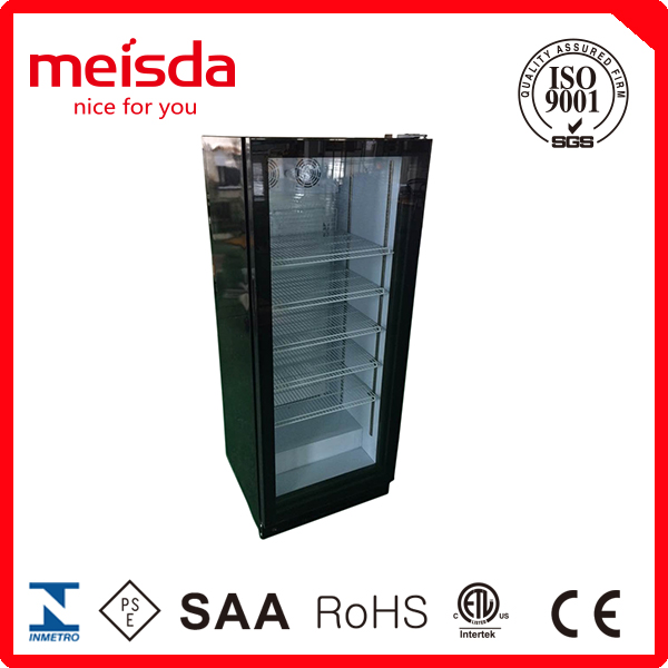 Supermarket food display cooler,display refrigerator,showcase cooler