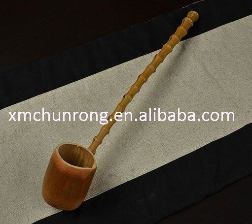 bamboo water scoop