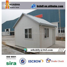 Smart House with 2 Side Slope Roof
