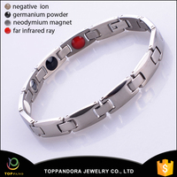 Fashion Men Magnetic Jewelry Gift Wholesale