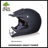 YR121 Colorfull Matte Black DOT ECE Carbon Fiber Motorcycle Helmet