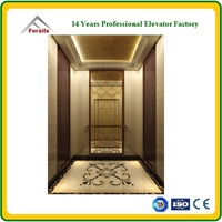 4 person passenger lift- FORALLS ELEVATOR