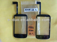 for htc Explorer A310E touch digitizer Screen glass lens