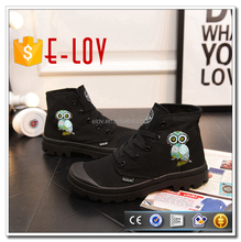 Wholesale fashion brand flat women casual shoes T-PLD139H/T-PLD140H