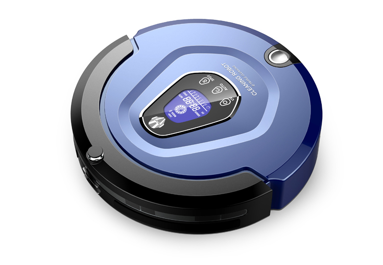 2015 High Class Multifunctional Robot Vacuum Cleaner A337