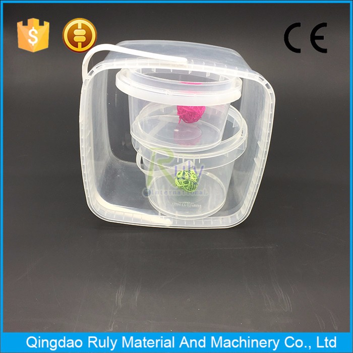China Manufacture 10 Gallon Plastic Bucket