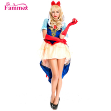 Best quality W3001 Halloween cosplay series of princess costume princess costume adult