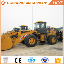 XCMG 6T mini case backhoe LW600KN with 179KW engine