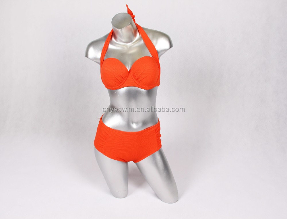 OEM Ladies Cartoon Sexy Secret Crotchless Adjustable Bandeau Candy Color Fat Women Sex China Bikini Girls