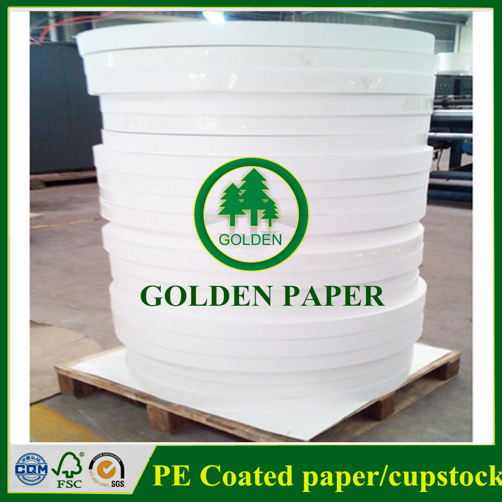 180g 190g uncoated cupstock paper in sheet or reel