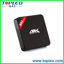 Fully loaded Android tv box Amlogic S905 2GB DDR3 RAM 16GB EMMC ROM h96 plus tv box android