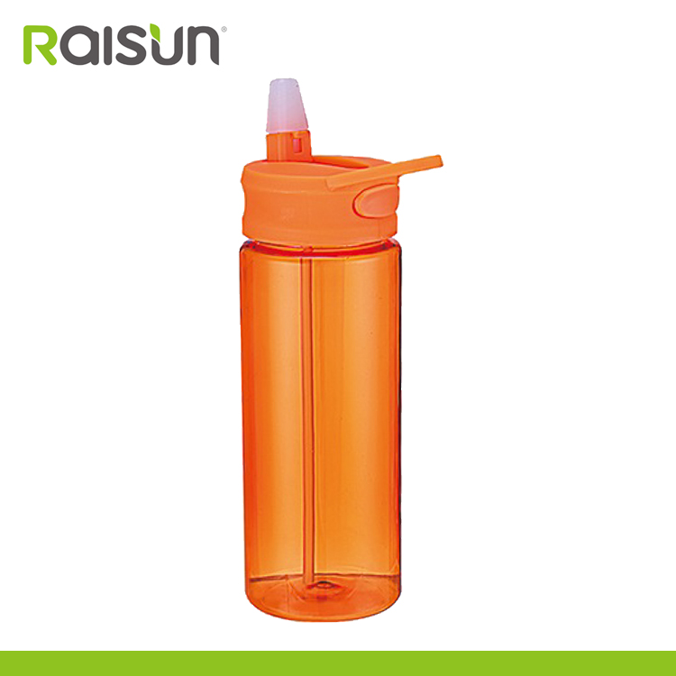 2017 hot selling BPA free plastic water bottles for drinking