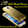 For Samsung S4 Ultra Thin Metal + PC Phone Case, Aluminum Case For Samsung Galaxy S4 case