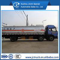 Faw 6x2 23000L tanker truck weight factory price