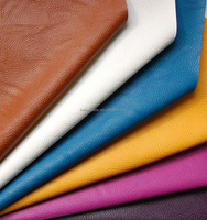 Nantong factory pu leather manufacturer bag leather material