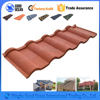 Synthetic resin sheets good quality asa resin roof tiles