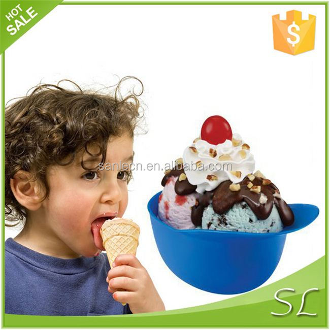 Wholesale customized good quality pp container for icecream