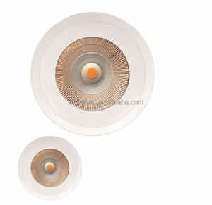 Gyro and Insulation compatible Wholesale Downlight 15w dim to cob LED Downlight